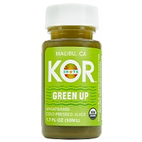 Kor Green Up Juice Shot, 1.7oz. THUMBNAIL