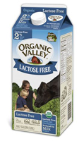 Organic Valley Lactose Free 2% Milk,  64oz. MAIN