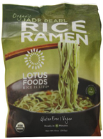 Lotus Foods Organic Jade Pearl Rice Ramen (4 pack), 10 oz. MAIN
