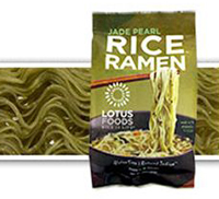 Lotus Foods Jade Pearl Rice Ramen (Single pack), 2.8 oz. MAIN