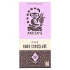Madecasse 80% Cocoa Pure Dark Chocolate Bar, 2.64 oz. THUMBNAIL
