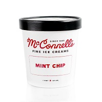 McConnell's Mint Chip Ice Cream,  1 Pint MAIN