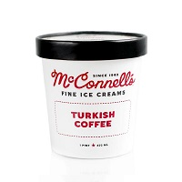 McConnell's Turkish Coffee Ice Cream,  1 Pint MAIN