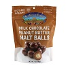 Sunridge Milk Chocolate Peanut Butter Malt Balls, 7oz. THUMBNAIL