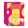 Modern Pop Pineapple Frozen Fruit Bars, 4 pack THUMBNAIL