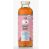 Mori Leaf Organic Rose Moringa Tea, 16oz. THUMBNAIL