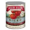 Muir Glen Organic Fire Roasted Diced Tomatoes, 28oz. THUMBNAIL