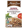 Near East Quinoa & Brown Rice Blend - Roasted Red Pepper & Basil, 4.9oz. THUMBNAIL