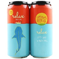 Offshoot Relax IPA, 4-pack THUMBNAIL