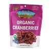 Sunridge Organic Dried Cranberries, 4.5oz. THUMBNAIL