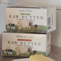 Organic Pastures Raw Unsalted Butter, 16oz. MAIN