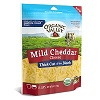 Organic Valley Shredded Mild Cheddar, 6oz. THUMBNAIL