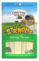 Organic Valley Mozzarella Stringles, 6oz. LARGE
