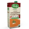 Pacific Organic Roasted Red Pepper & Tomato Soup, 32 oz. THUMBNAIL