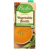 Pacific Organic Low Sodium Vegetable Broth, 32oz. THUMBNAIL