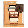 Pocket Latte Hazelnut, 0.92oz. THUMBNAIL