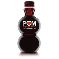 Pom Wonderful 100% Pomegranate Juice, 16oz. THUMBNAIL