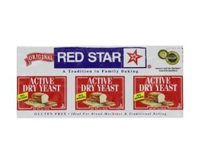 Red Star Active Dry Yeast, 3 packets MAIN
