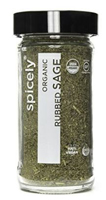 Spicely Organic Rubbed Sage, 0.6 oz. MAIN