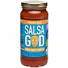 Salsa God Medium Smoky Garlic Chipotle Salsa, 16oz. THUMBNAIL