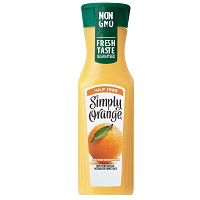 Simply Orange Juice, 11.5oz. THUMBNAIL