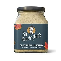 Sir Kensington's Spicy Brown Mustard, 11 oz MAIN