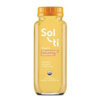 Sol-ti Organic Gingermade SuperAde, 15.5 oz. THUMBNAIL