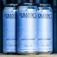 Strand Brewing Co. 24th Street Pale Ale, 4-pack THUMBNAIL