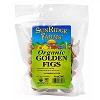 Sunridge Organic Dried Golden Figs, 8oz. THUMBNAIL