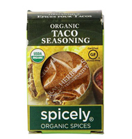 ORGANIC SEASONING TACO , 0.45oz. MAIN