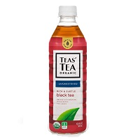 Tea's Tea Organic Unsweetened Black Tea, 16.9oz. THUMBNAIL