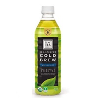 Tea's Tea Organic Cold Brew Unsweetened Green Tea, 16.9oz. THUMBNAIL