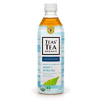Tea's Tea Organic Unsweetened Green + White Tea, 16.9oz. THUMBNAIL