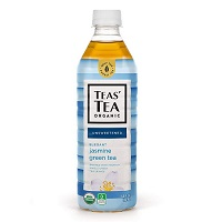 Tea's Tea Organic Unsweetened Jasmine Green Tea, 16.9oz. THUMBNAIL