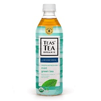 Tea's Tea Organic Unsweetened Mint Green Tea, 16.9oz. THUMBNAIL