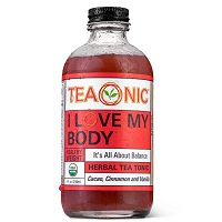Teaonic I Love My Body Herbal Tea Supplement, 8oz. THUMBNAIL