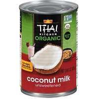 Thai Kitchen Organic Coconut Milk, 13.66 oz. LARGE