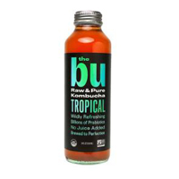 The Bu Tropical Kombucha, 14 oz. THUMBNAIL