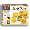 The Fillo Factory Assorted Quiche Fillo Cups, 12ct. THUMBNAIL