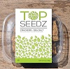 Top Seedz Sea Salt Crackers, 5oz. THUMBNAIL