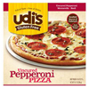 Udi's GF Pepperoni Pizza,  10.10 oz. THUMBNAIL