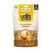 Udi's GF Au Naturel Granola, 11oz. LARGE