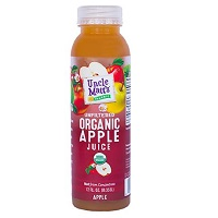 Uncle Matt's Organic Apple Juice, 12oz. THUMBNAIL