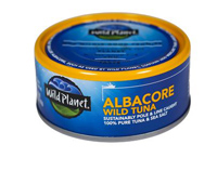 Wild Planet Albacore Tuna, 5oz. Can LARGE