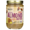Woodstock Smooth Unsalted Almond Butter 16oz THUMBNAIL