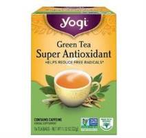 Yogi Tea Super Antioxidant Green Tea, 1.12 oz. MAIN