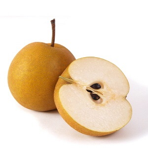 Organic Asian Pear, ea. LARGE