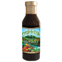 Organicville Original Barbecue Sauce, 13.5oz. LARGE