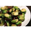 *Roasted Brussels Sprouts with Candied Walnuts