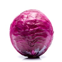 Organic Red Cabbage, ea. THUMBNAIL